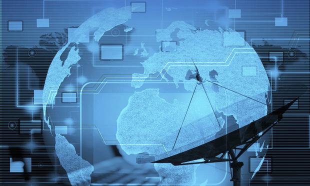 telecom-concept world globe earth