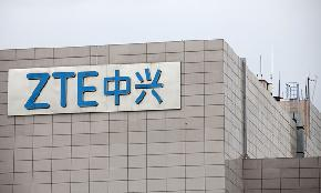 US to Lift Export Ban on China's ZTE Embed 'Compliance Coordinators'