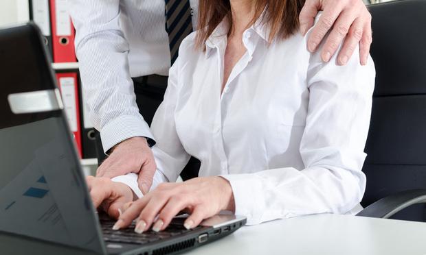 Sexual Harassment creep