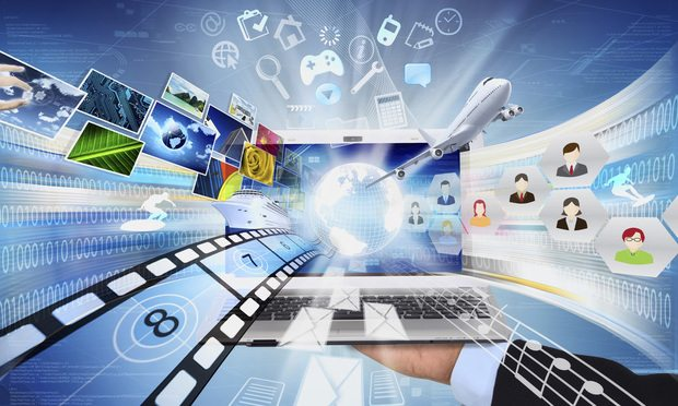 Internet media/created by Nmedia for Fotolia