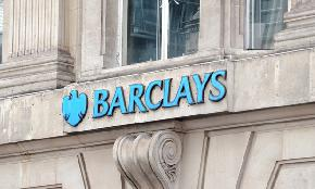 Barclays Looks to Shake Up Law Firm Panel Model in Coming Years