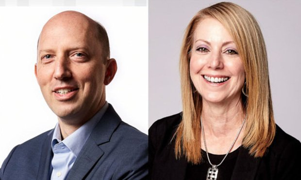 Trent Trappe (left) and Maryrode Maness have been promoted to deputy general counsel of Warner Music Group. (Courtesy photos)