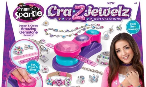 LaRose, Cra-Z-Jewelz Ultimate Gem Jewelry Machine/courtesy photo
