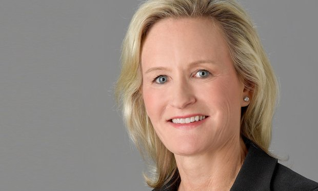 Laura J. Schumacher, vice chairwomman, external affairs and chief legal officer with AbbVie. Courtesy photo.