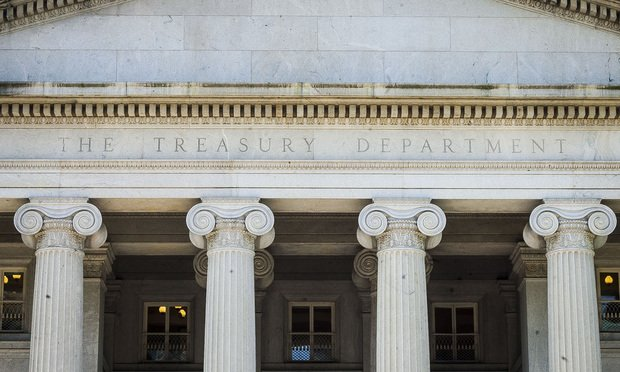 U.S. Treasury Department