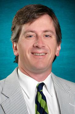 John P. Scherer II, general counsel for University of North Carolina)