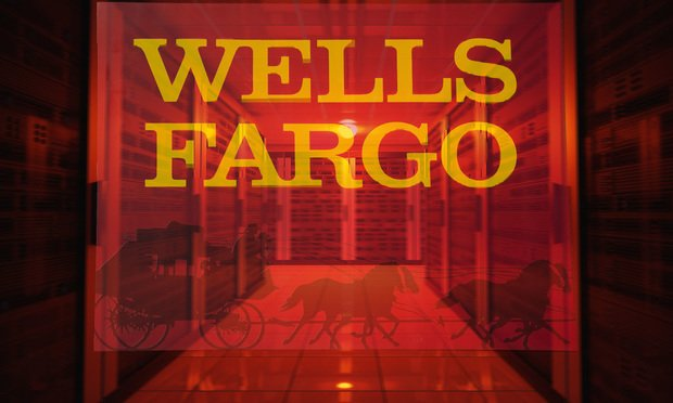 Wells Fargo Sign Photo By Jason Doiy ALM