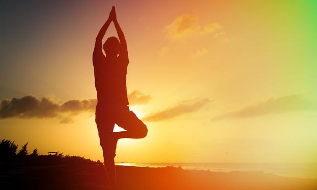 Yoga/Credit: NadyaEugene/Shutterstock.com