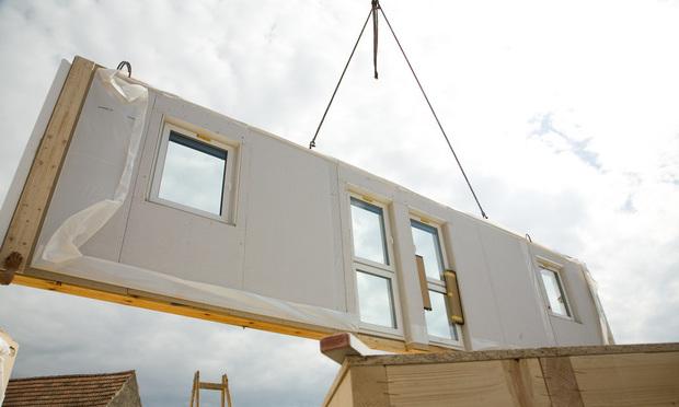 Modular home/credit: benik.at/Shutterstock
