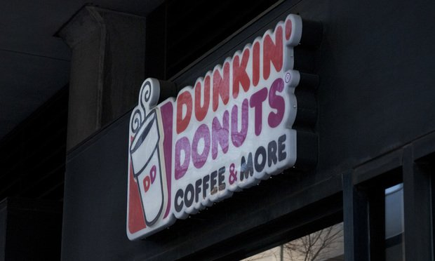 Dunkin Donuts store in Atlanta. Photo by John Disney/ALM