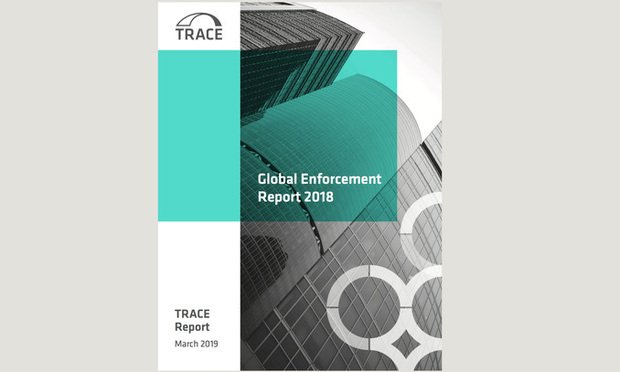 TRACE's Global Enforcement Report 2018.