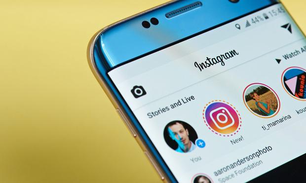 Instagram app. Credit by PixieMe/Shutterstock.com