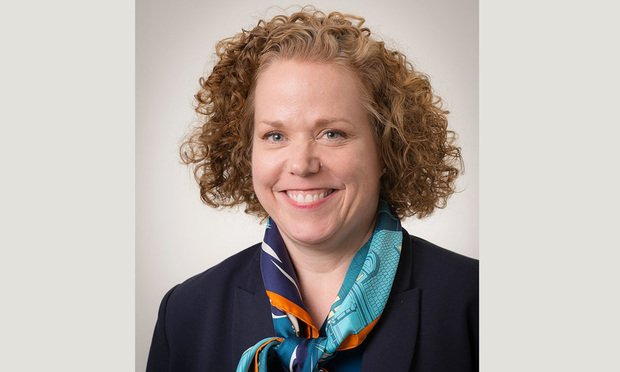 Gretchen Herault, senior privacy counsel with GE Healthcare. Courtesy photo.