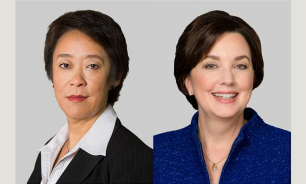 Hui Chen, compliance consultant, and Carrie Penman, chief compliance officer of NAVEX Global