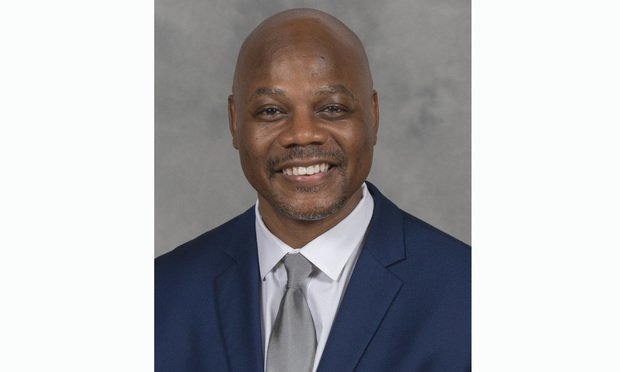 Bryan Perry, general counsel, Northern Illinois University, starting July 1, 2019/photo by Wade Duerkes