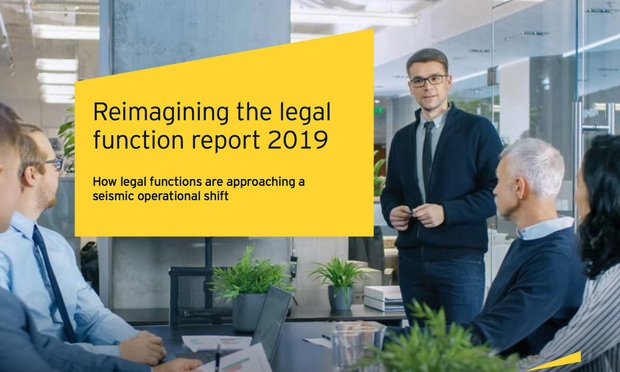 """Reimagining the Legal Function Report 2019."