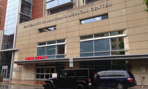 University of Maryland Medical Center.