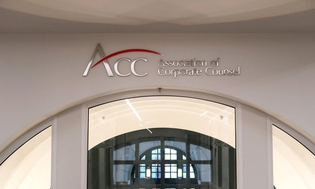 Association of Corporate Counsel offices. Courtesy photo.