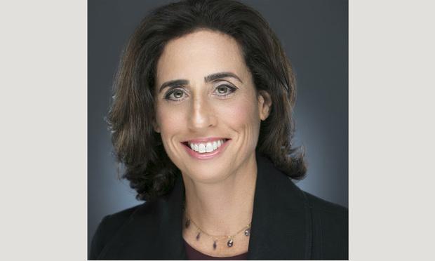 Dana Rosen, CLO of Time Inc. Courtesy photo.
