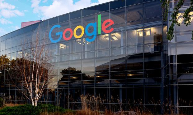Mountain View, California-based headquarters of Google. Credit: Shutterstock.com