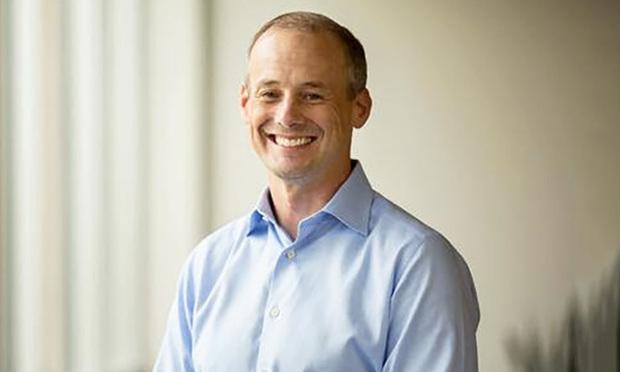 Scott Alridge, CLO and corporate secretary of IronNet. Courtesy photo.