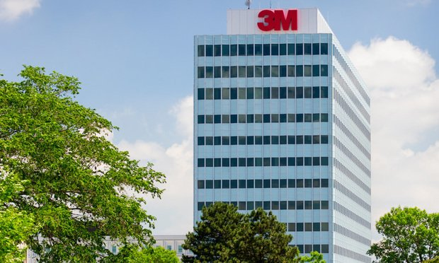 3M headquarters in Maplewood, Minn. Photo: Shutterstock.