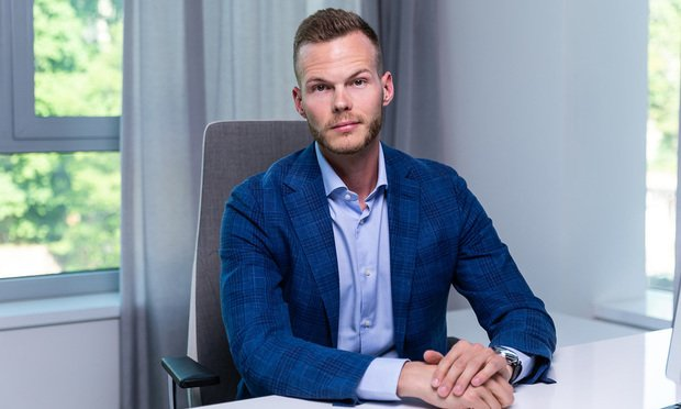 Michal Fresser, Axon Group CEO/photo by MEMO photo agency.