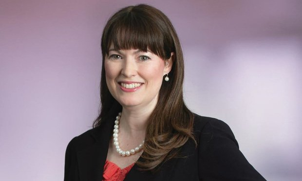 Carmel Mulhern, group general counsel and head of corporate affairs at Telstra. Courtesy photo.
