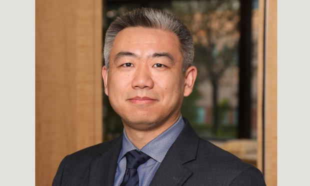 Roy Wang, general counsel of Eightfold Inc. (Courtesy photo)