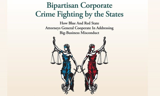 Bipartisan Corporate Crime Fighting by the States (courtesy photo)