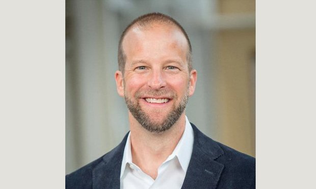 Dan Haley, general counsel with Sprinklr. (Courtesy photo)