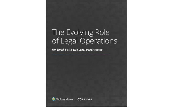 """The Evolving Role of Legal Operations."""