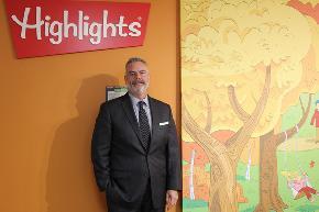 Meet Joe Quigley the GC of Highlights For Children