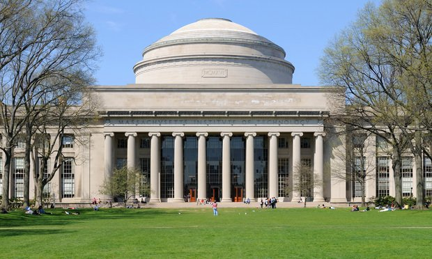 Great Dome of the Massachusetts Institute of Technology, Cambridge, Massachusetts/photo by Wangkun Jia/Shutterstock.com