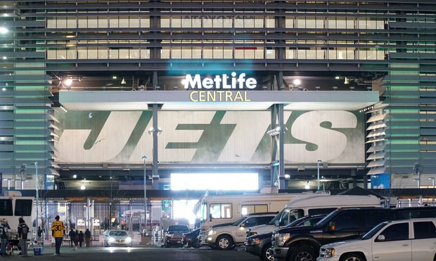 MetLife Stadium, home of the New York Jets. Credit: BrandonKleinVideo/Shutterstock.com