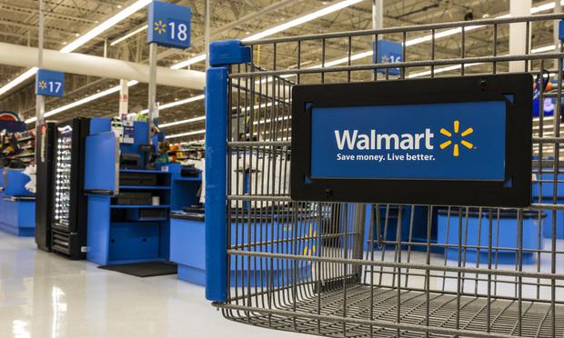 Walmart retail store. Jonathan Weiss/Shutterstock.com