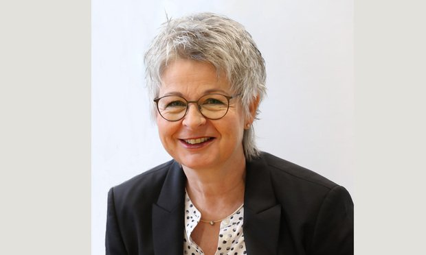 Claudia Böckstiegel, who will take over as Roche's general counsel in March.