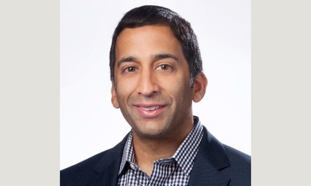 Mohit Kalra, general counsel and chief privacy officer with Numerator. Courtesy photo