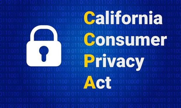 The California Consumer Privacy Act/photo by Vector Plus Image/Shutterstock.com