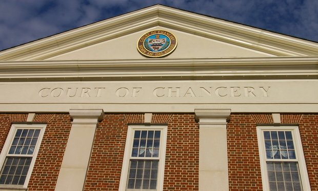 Delaware Court of Chancery. Courtesy photo