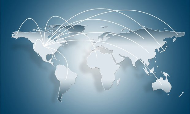 North America with global network.