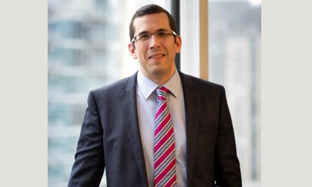 Robert Villasenor, new general counsel at MoneyGram/courtesy photo