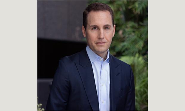 Michael Sinclair, general counsel of UTA. (Photo: Credit: Alex Berliner)