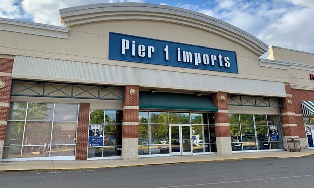 Pier 1 Imports store. Courtesy photo
