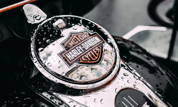 Harley-Davidson. motorcycle.