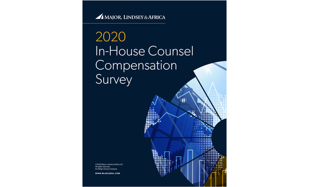 Major, Lindsey & Africa's 2020 In-House Counsel Compensation Survey.