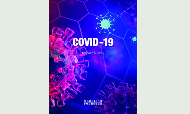 COVID-19 Impact Survey by Morrison & Foerster