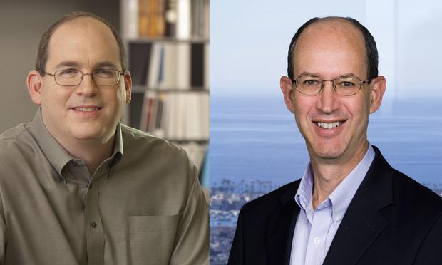 Charles Berkman and Hayden Trubitt