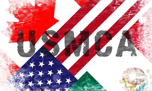 United States Mexico Canada Agreement Treaty