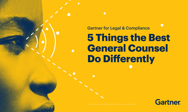 5 Things the Best General Counsel Do Differently